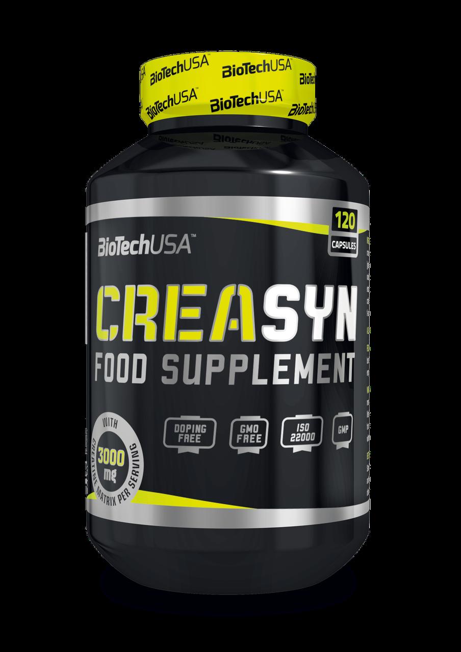 CreaSyn (120 caps) BioTech