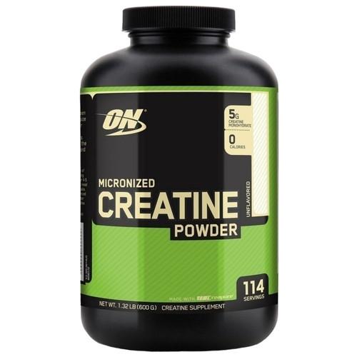 Креатин моногидрат Creatine (1,2 kg, unflavored) Optimum Nutrition