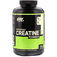 Креатин моногидрат Creatine (600 g, unflavored) powder Optimum Nutrition
