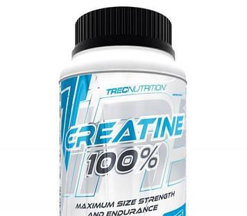 Creatine 100% (300 g, unflavored) TREC nutrition