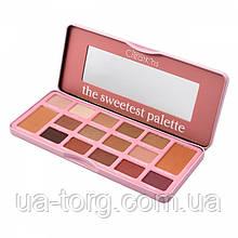 Палетка теней для век Beauty Creations The Sweetest Palette