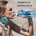 Беспроводные наушники блютуз наушники bluetooth гарнитура 5.0 Wi-pods M6S наушники с микрофоном Оригинал белые, фото 4