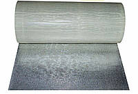 Ізолонтейп 500 3008 8 мм, фольгований, 1 м сірий