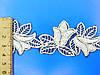 Кружево с цветочками