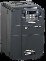 Частотный преобразователь CONTROL-A310 380В, 3Ф 7,5-11 kW 17-25A IEK