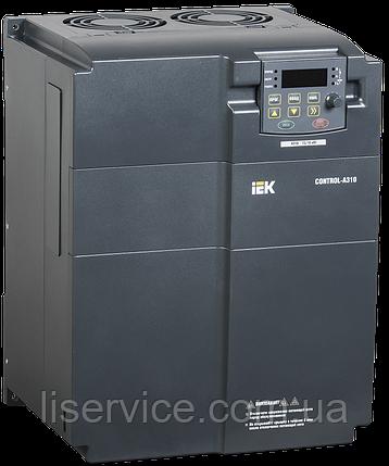 Частотный преобразователь CONTROL-A310 380В, 3Ф 15-18,5 kW 32-37A IEK, фото 2