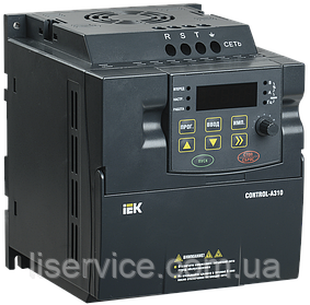Частотный преобразователь CONTROL-A310 380В, 3Ф 11-15 kW 25-32A IEK