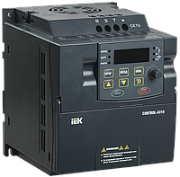 Частотный преобразователь CONTROL-A310 380В, 3Ф 1,5 kW 3,7A IEK