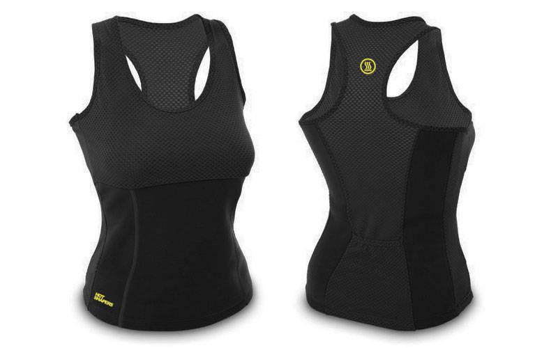 Майка для фитнеса (похудения) HOT SHAPERS  FI-4818 р-р XL