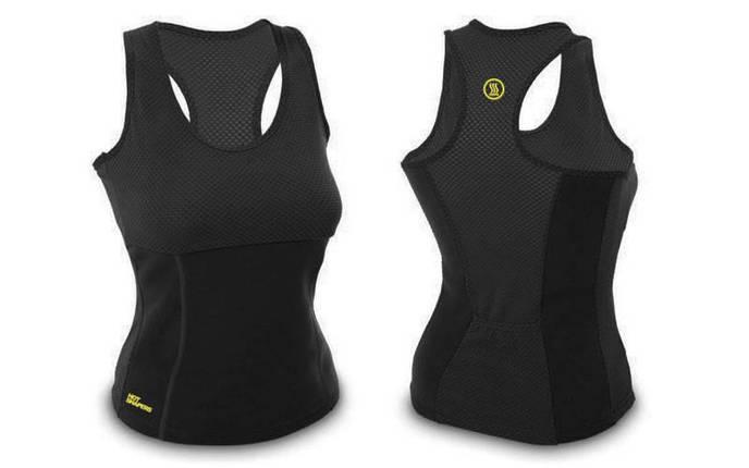 Майка для фитнеса (похудения) HOT SHAPERS  FI-4818 р-р XL, фото 2