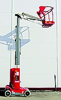 Аренда самоходного мачтового подъемника, STAR 10 (рабочая высота 10 метров)