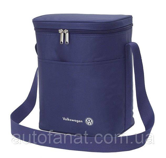 Оригинальная сумка-термос Volkswagen Thermo Bag, Blue (MFS1642L00)