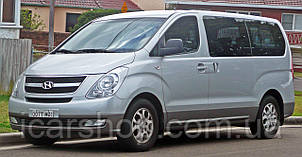 Hyundai H-1 II 07- переднее салона левое SafeGlass