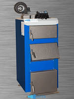Твердотопливный котел длительного горения на брикетах Неус-В 31 кВт