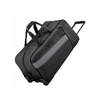 Дорожня сумка Travelite Kite на 2 колесах Чорн. (68л,1,7кг) (64x33x32см)