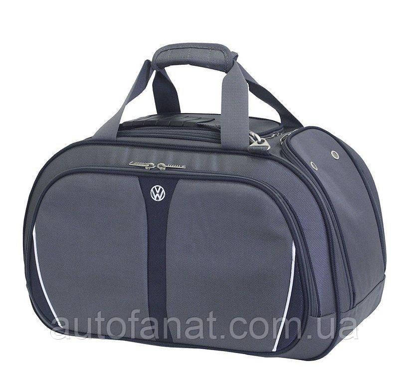 Оригинальная спортивная сумка Volkswagen Sport Bag, Grey (MFS1643SL0)