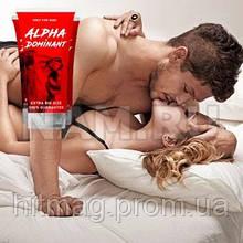 Alpha Dominant Gel для увеличения члена