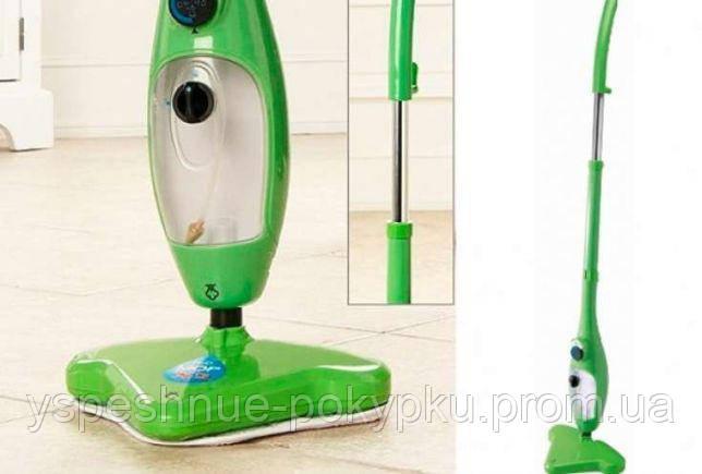 Паровая швабра 5 в 1 H2O Mop X5. Швабра для уборки дома