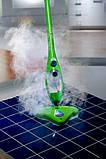 Паровая швабра 5 в 1 H2O Mop X5. Швабра для уборки дома, фото 3