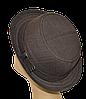 Шляпа котелок овальный костюмка