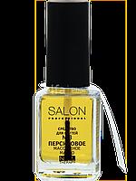 Засіб для нігтів №3 Персикове масажне масло Salon Professional 12мл