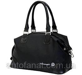 Оригинальная дорожная сумка Volkswagen Travel Bag, Mid Size, Black (MFS1726SV0)