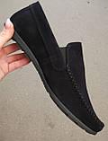 Style! Tommy Hilfiger! Мужские в стиле Томми Хилфигер бордо замшевые мокасины с пряжкой, фото 6