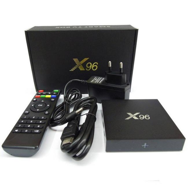 ТВ-приставка Smart tv box X96 plus 2gb/16gb ORIGINAL