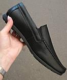 Style! Tommy Hilfiger! Мужские в стиле Томми Хилфигер черные замшевые туфли с пряжкой, фото 10