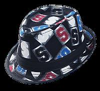 Шляпа челентанка комби S