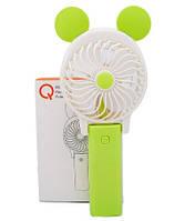Ручной мини вентилятор на аккумуляторе Qfan