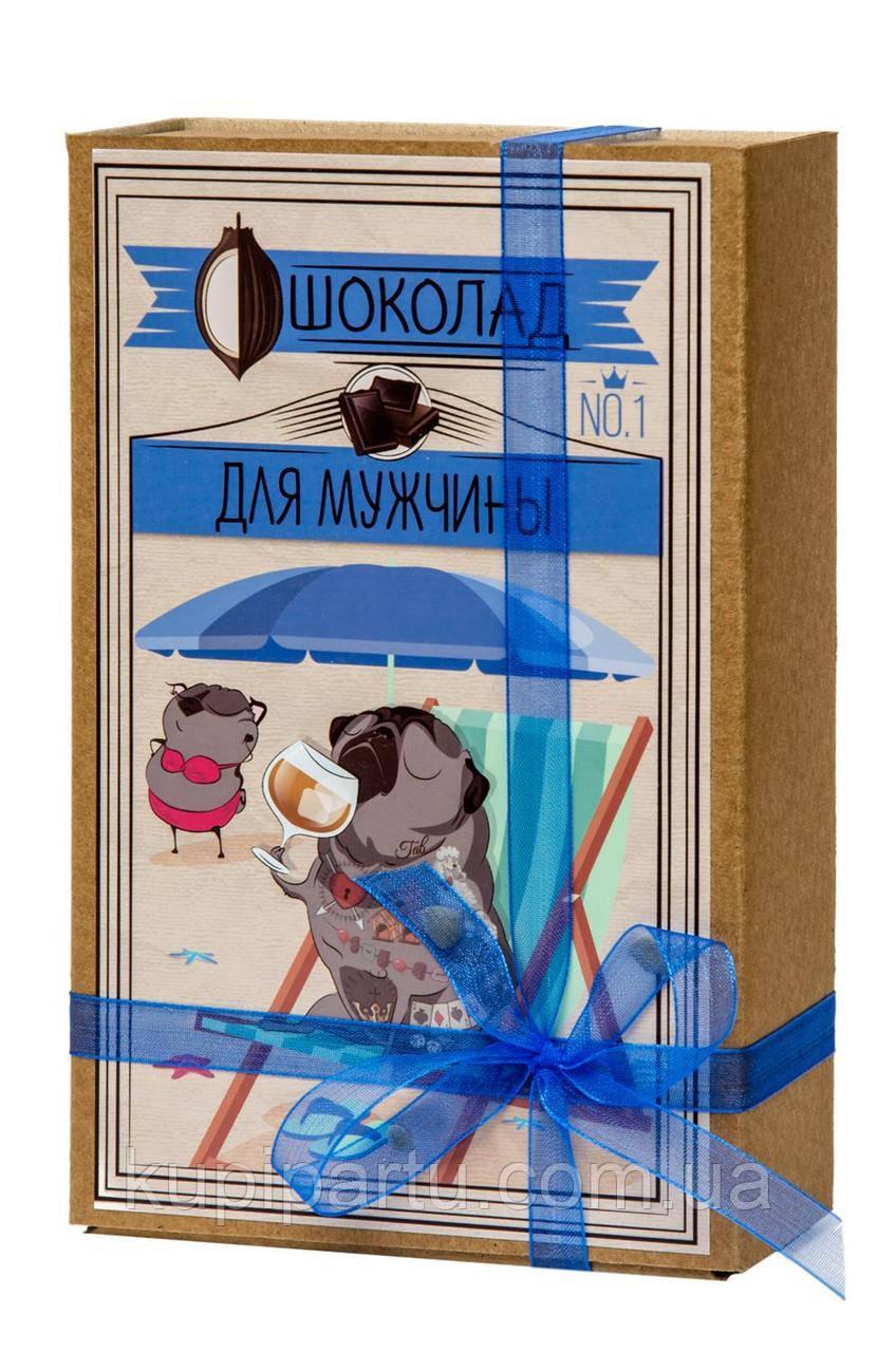Шоколад «Крафт-Мопс Для мужчин» 028