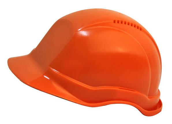 Каска строительная оранжевая, фото 2