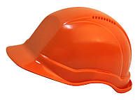 Каска строительная Универсал оранжевая Тип Б