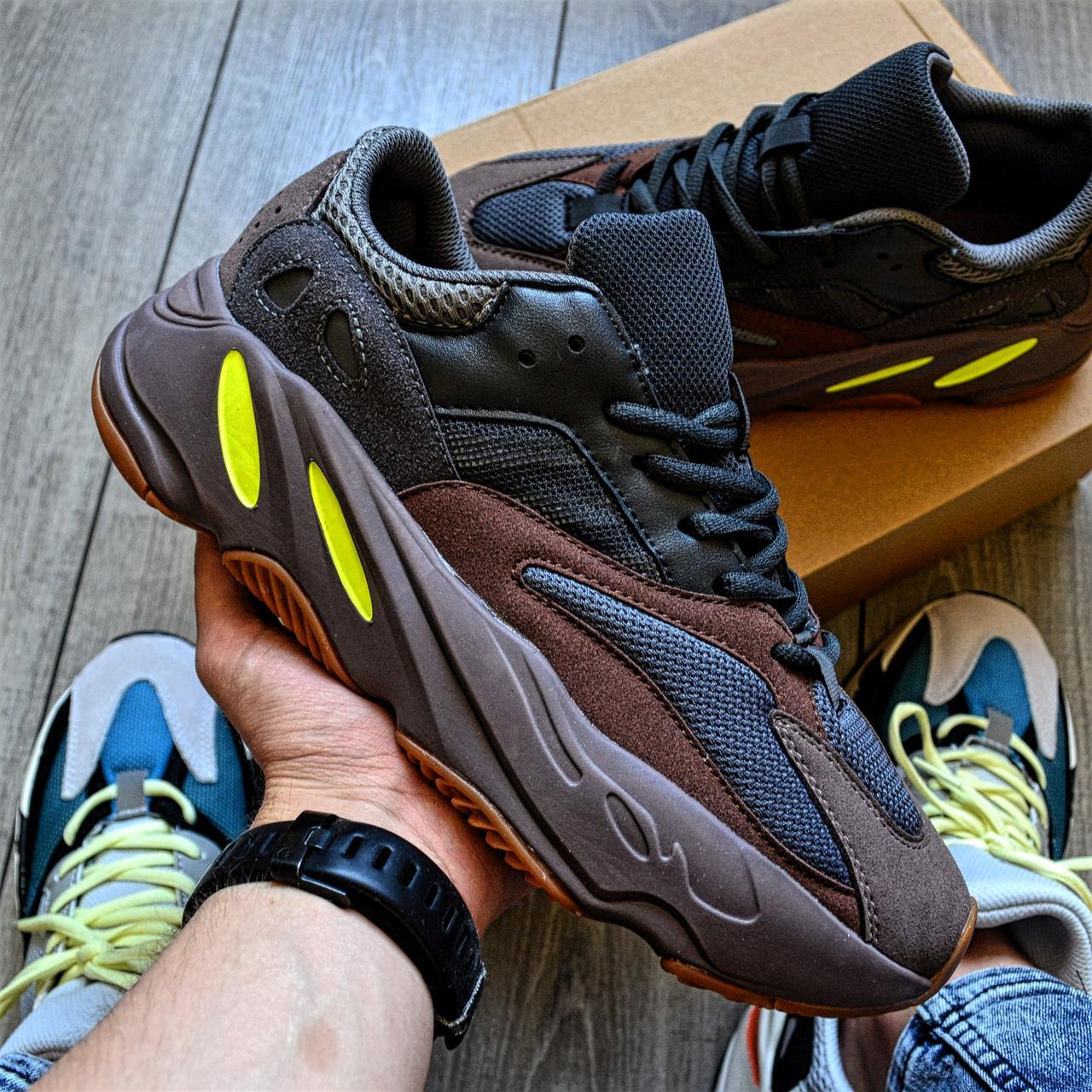 6573b9a2 Мужские кроссовки Adidas Yeezy Boost 700 Mauve (Реплика ААА+) -  Интернет-магазин