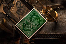 Карты игральные | Green National Playing Cards by Theory 11, фото 2