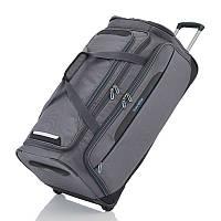 Дорожня сумка Travelite Crosslite на 2 колесах L Сір. (117л,3,4кг) (79x38x39см)