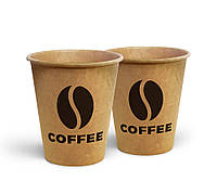 Стакан 275 мл  «Крафт кофе»