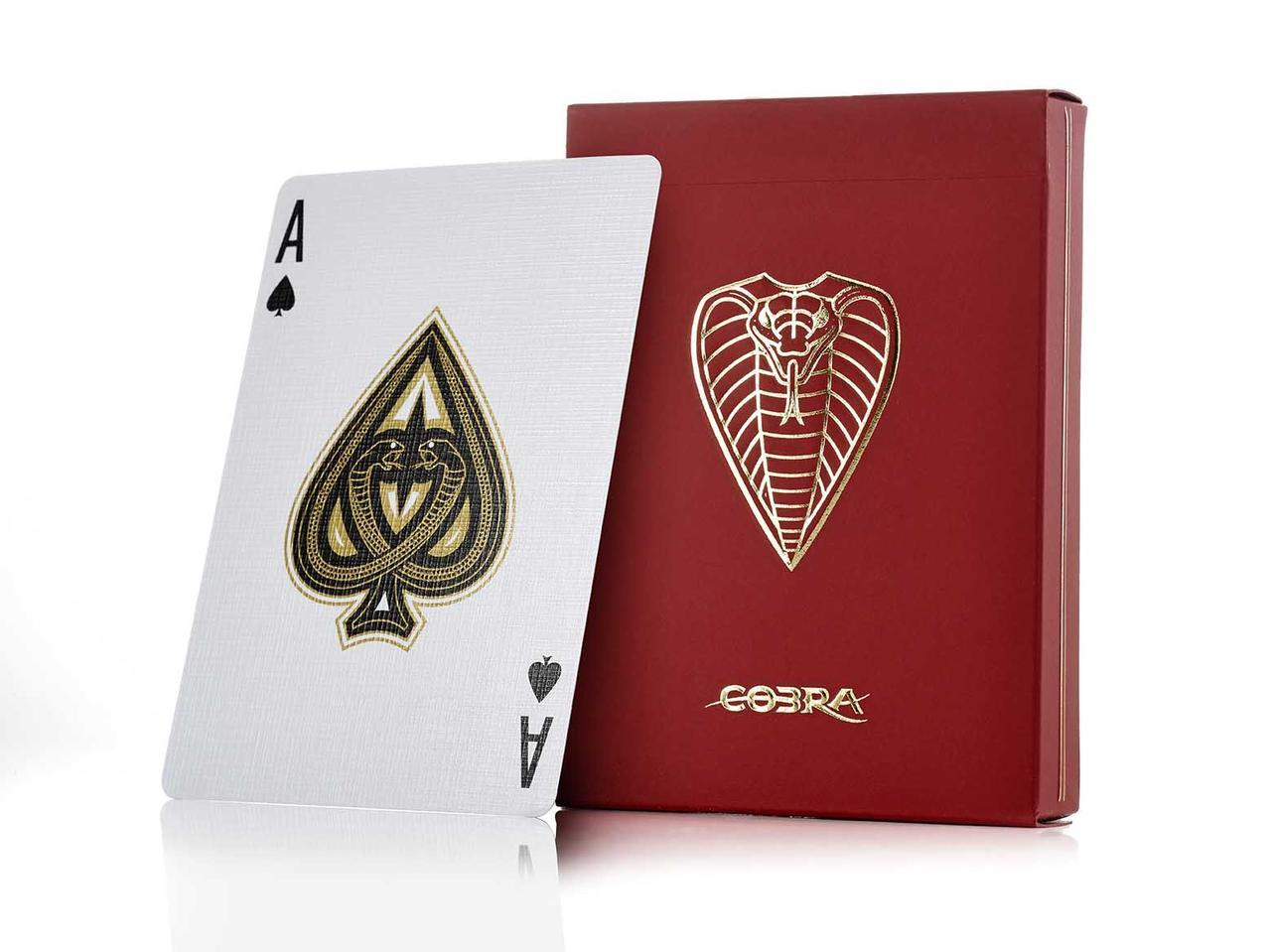 Карты игральные | Cobra Playing Cards