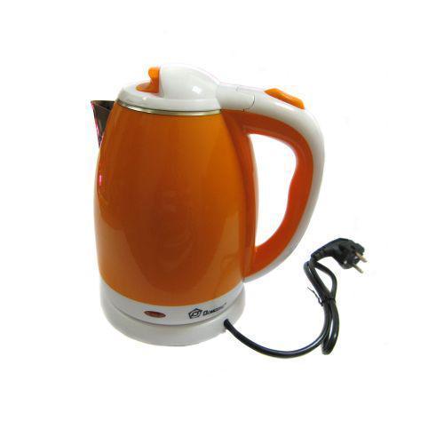 Дисковый Электрочайник Domotec MS5022 Оранжевый
