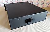 Корпус MB-3542SP(B) (Ш483(432) Г542 В132) чорний, RAL9005(Black textured), фото 7