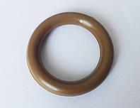 Кольцо для карниза  пластиковое  цвет  дуб золотое
