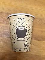"""Стакан бумажный """"Love Coffee"""" 175 мл"""