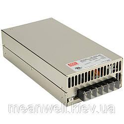SE-600-12 Блок питания Mean Well  600 вт, 12в, 50А