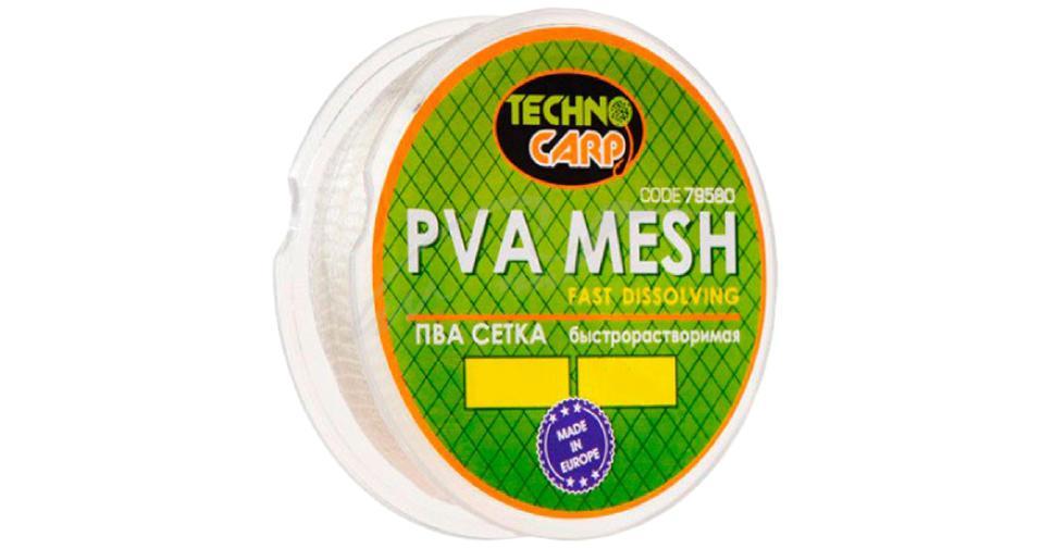 Сеть Texnoкарп PVA быстрорастворимая 15мм,5м 79579