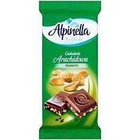 Шоколад Alpinella Arachidowa