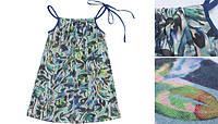 """Сукня """"Гавайська"""" літня / летнее платье  хлопок"""
