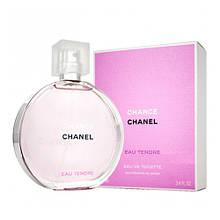 Парфюмированная вода женская (духи)  Chanel Chance Eau Tendre 100 мл
