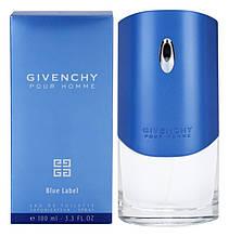 Туалетная вода мужская (духи) Givenchy Blue Label Pour Homme 100 мл