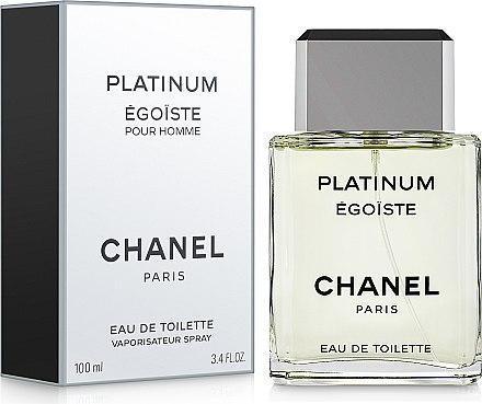 Туалетная вода мужская (духи)  Chanel Egoiste Platinum 100 мл